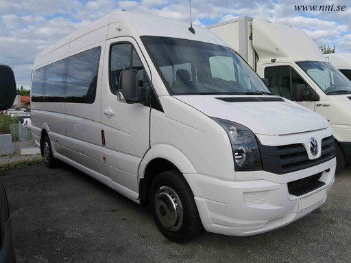 VW Crafter - 16 passengers (New)