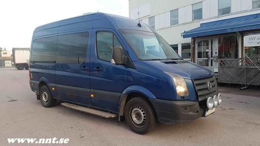 VW Crafter 35 Kombi MR - SOLD !!