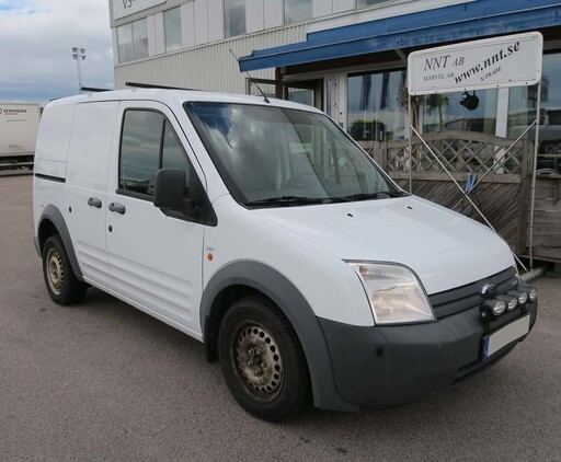 Ford Transit Tourneo - Box