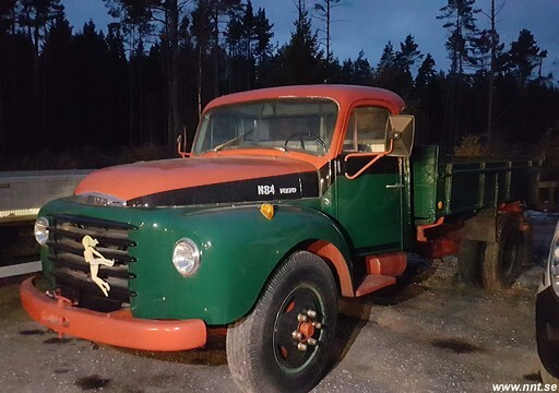 Veteran - Volvo N84 - Bamse (Not for Sale)