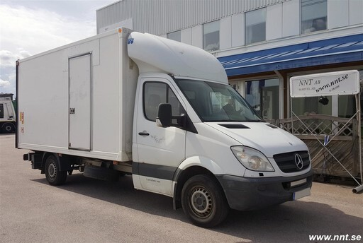 MB 315 CDI Sprinter - Box and lift