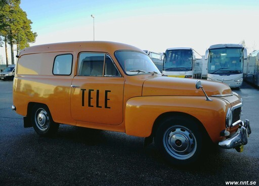 Volvo 210 Duett Televerket - Not for Sale!