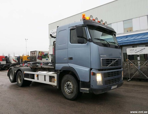 Volvo FH 480 6x2 (SOLD!)
