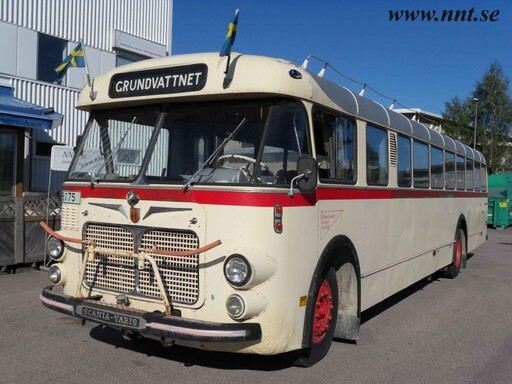 SCANIA VABIS -63 - NOT FOR SALE