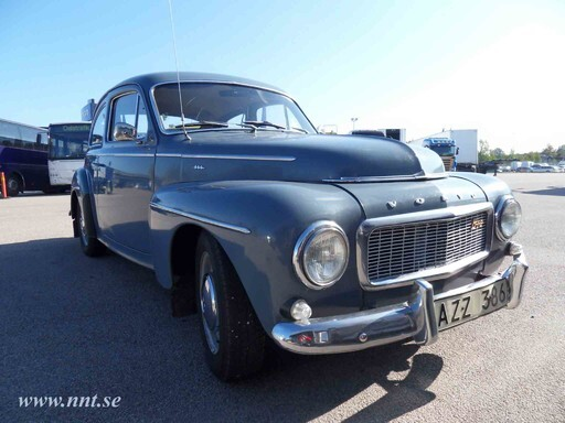 Volvo PV 544 - Buckelvolvo - NOT FOR SALE!